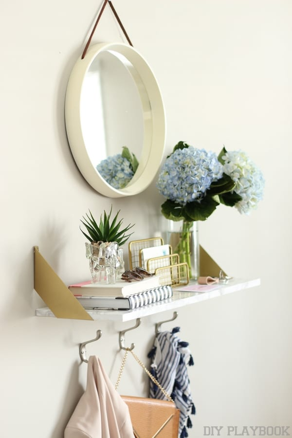 Take your IKEA shelf to the next level with this DIY tutorial