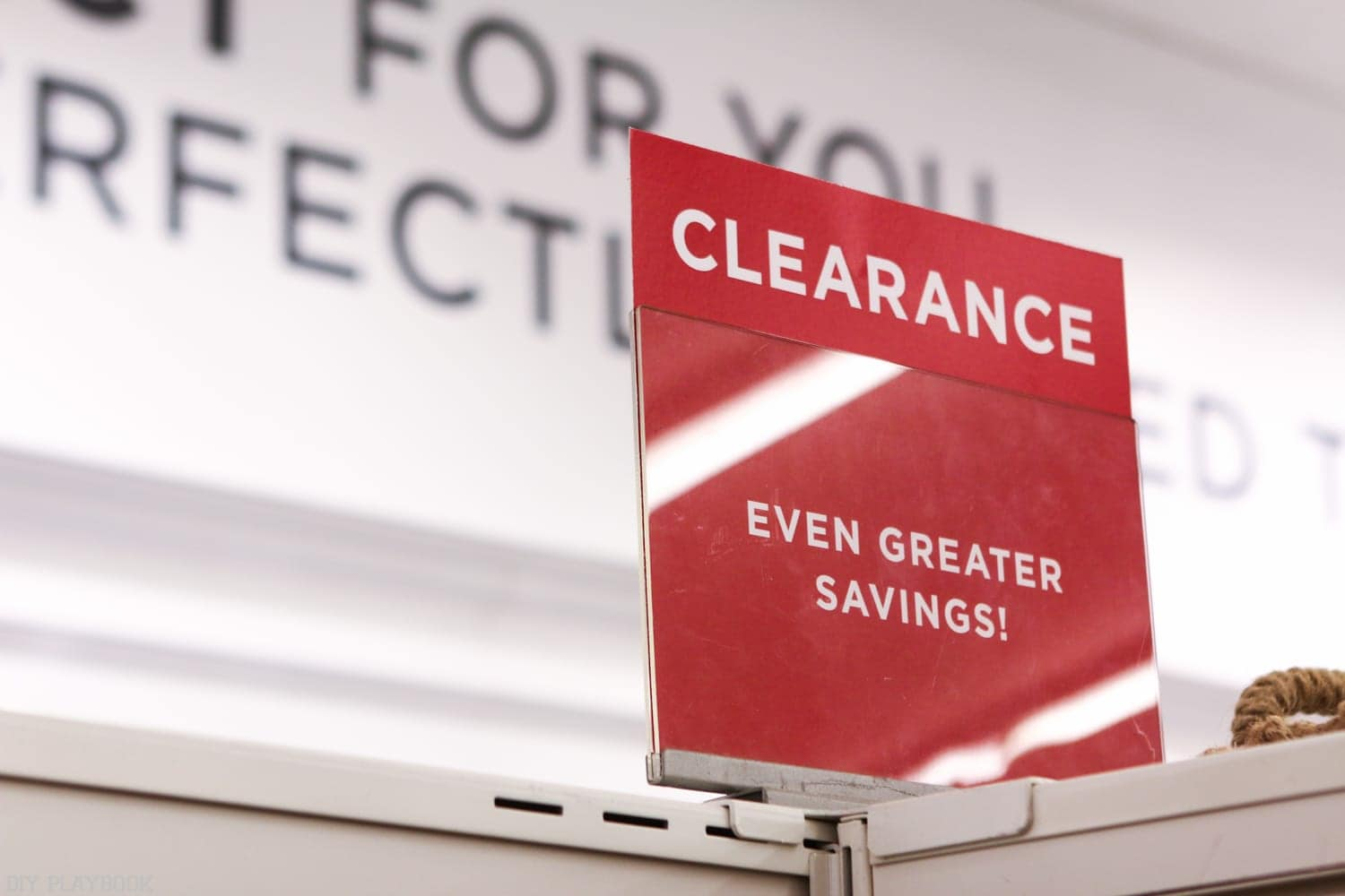 Give the clearance a shot- you can find some great items buried in there