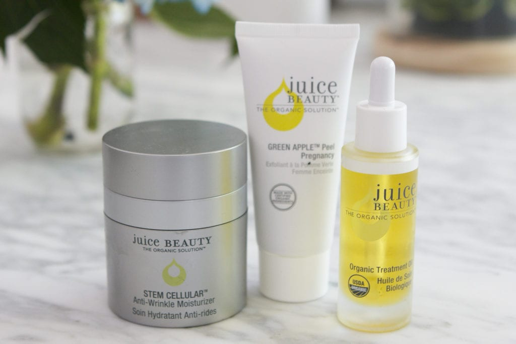 juicebeauty products for skincare routine