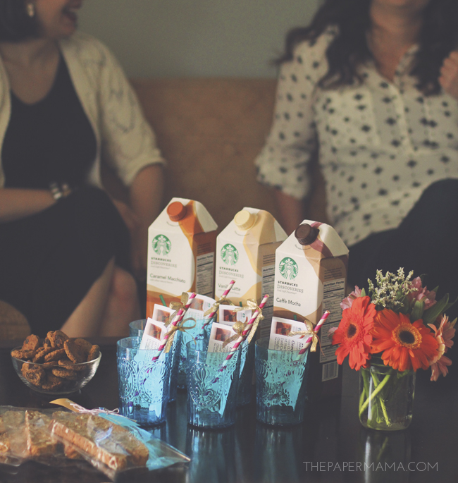 Starbuck Party // thepapermama.com