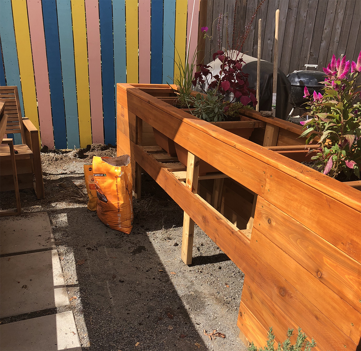 How to Incorporate Hidden Storage in the Backyard