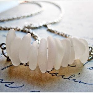 Sea Glass Necklace – How To-sday thumbnail
