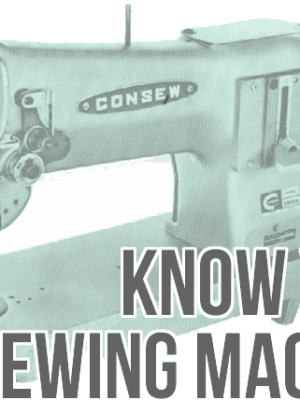 Get to Know Your Sewing Machine . Sewing 101 thumbnail