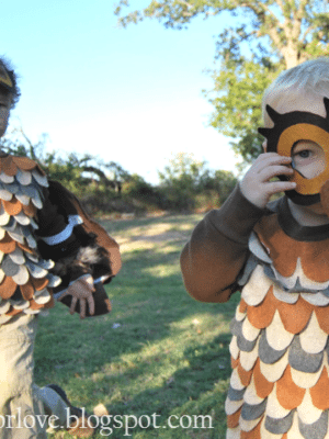 7 DIY No-Sew Halloween Costumes for All Ages thumbnail