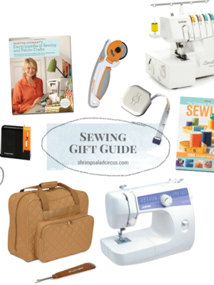 Sewing Gift Ideas . 2014 Gift Guides thumbnail