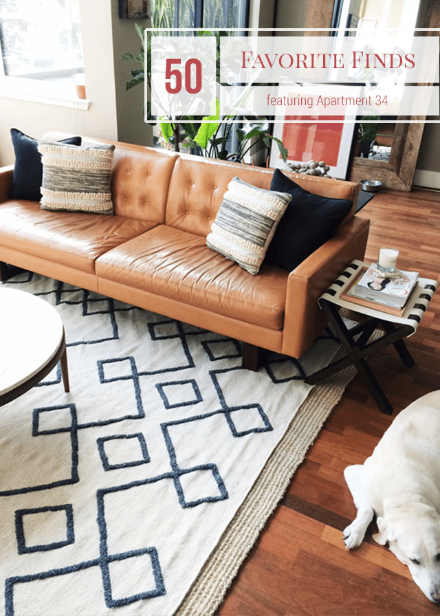 Favorite Finds 50 Apartment 34