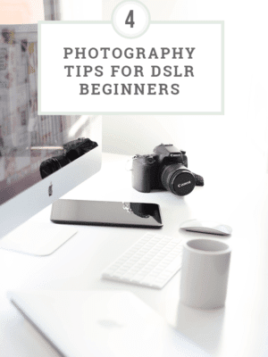 4 Tips for DSLR Photography Beginners thumbnail