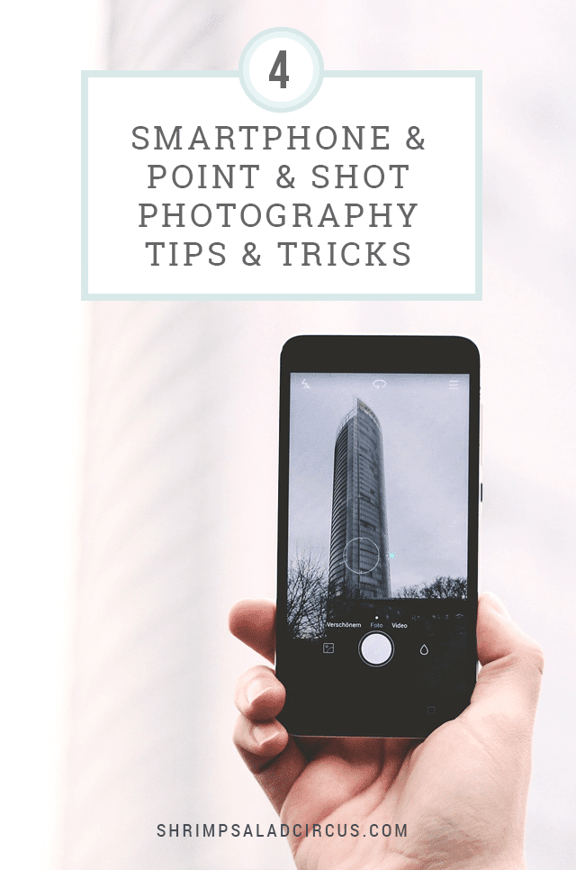 Point and Shoot Photography Tips