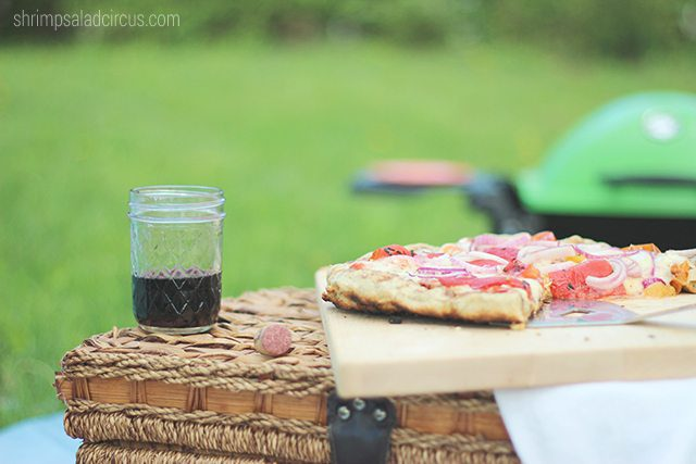 Grilled Pizza Recipe 20911