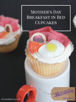 Breakfast in Bed Mother's Day Cupcakes thumbnail