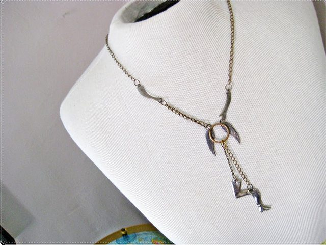 Milagro Charm Necklace