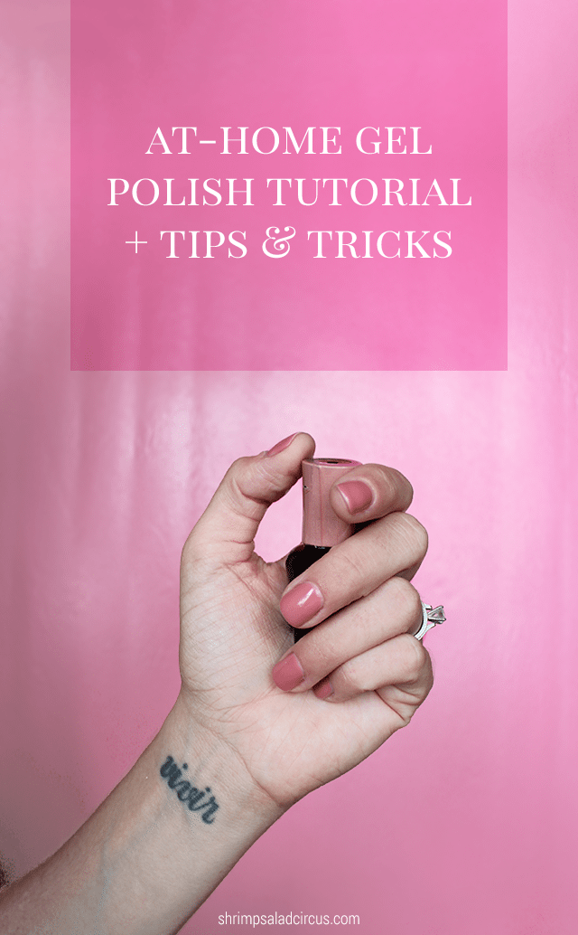 DIY Gel Polish Tutorial