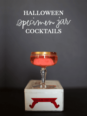 Specimen Jar Halloween Cocktails – Good Eats thumbnail