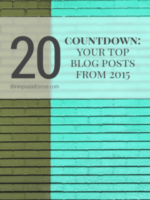 Your 20 Top Posts from 2015 thumbnail
