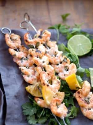 Recipe: Citrus Marinated Shrimp Skewers for Grilling thumbnail