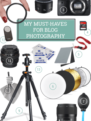 12 Essential Photography Supplies thumbnail