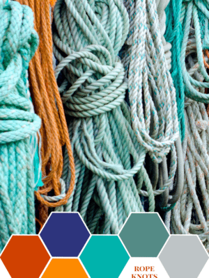 Tangled Rope Knots – Color Inspiration thumbnail