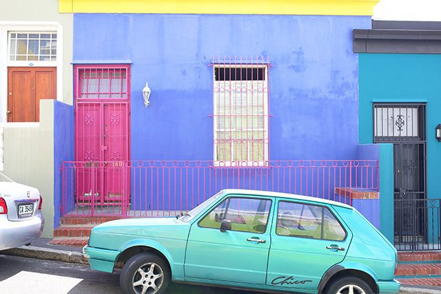 Cape Town Travel Guide - What to See - Bo Kaap City Bowl Neighborhood