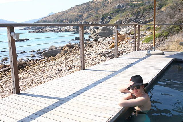 Cape Town Travel Guide - Where to Stay - Tintswalo Atlantic Soaking Pool