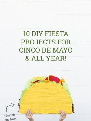 10 DIY Fiesta Projects for Cinco de Mayo thumbnail