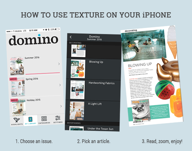 How to Use Texture on Your iPhone