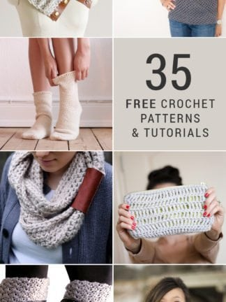35 Free DIY Crochet Patterns and Tutorials thumbnail