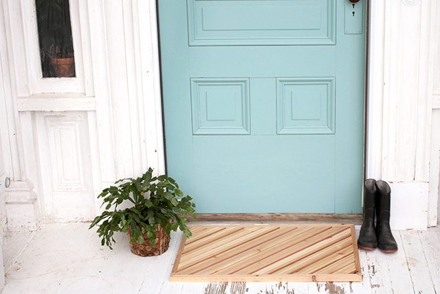 14 Diy Doormat Ideas Shrimp Salad Circus