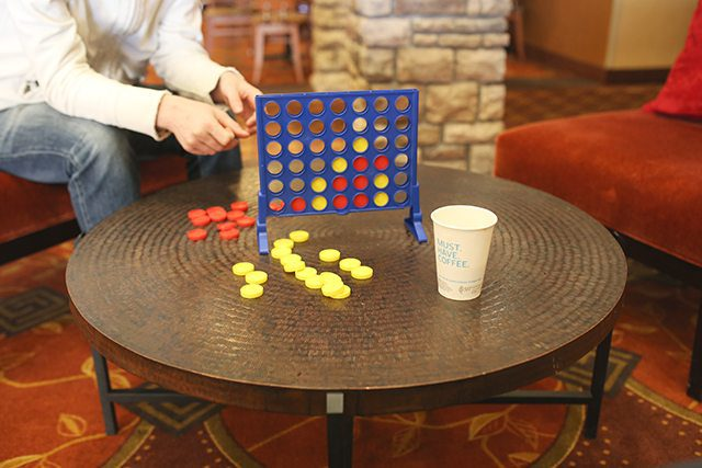 denver-travel-guide-connect-four-at-the-holiday-inn-express