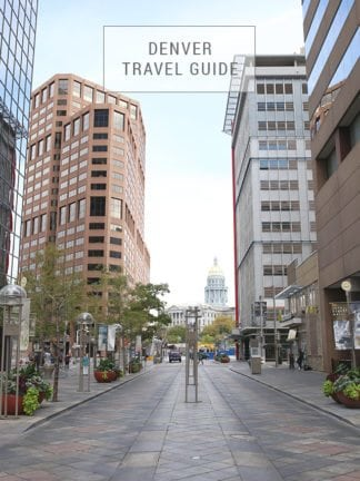 Denver Travel Guide – What to Do in a Day thumbnail