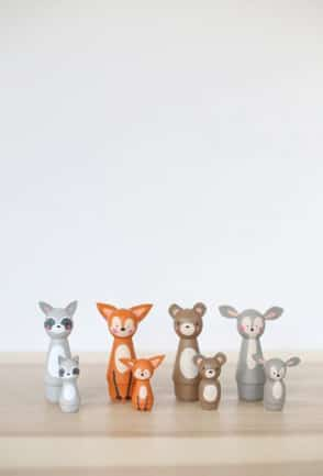 DIY Peg Doll Animals thumbnail