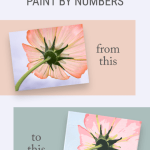 The Free Trick for How to Turn a Photo into Paint by Numbers