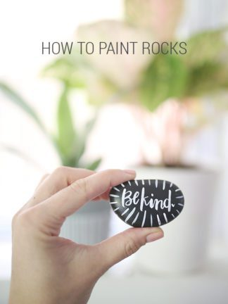 How to Paint Rocks – How To-sday thumbnail