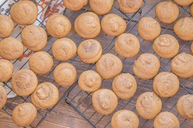 Pumpkin Whoopie Pie Recipe With Maple Spice Whipped Cream - Baked Cookies