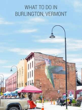 What to Do in Burlington, Vermont thumbnail