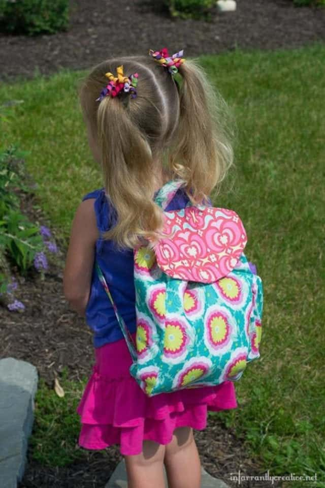 DIY Children's Backpack Sewing Tutorial