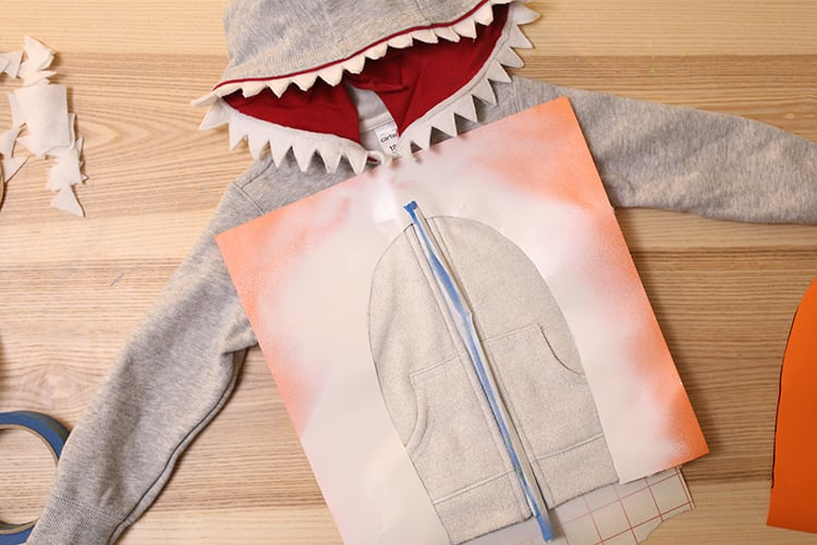 DIY Baby Shark Song Costume for Halloween - Step 8