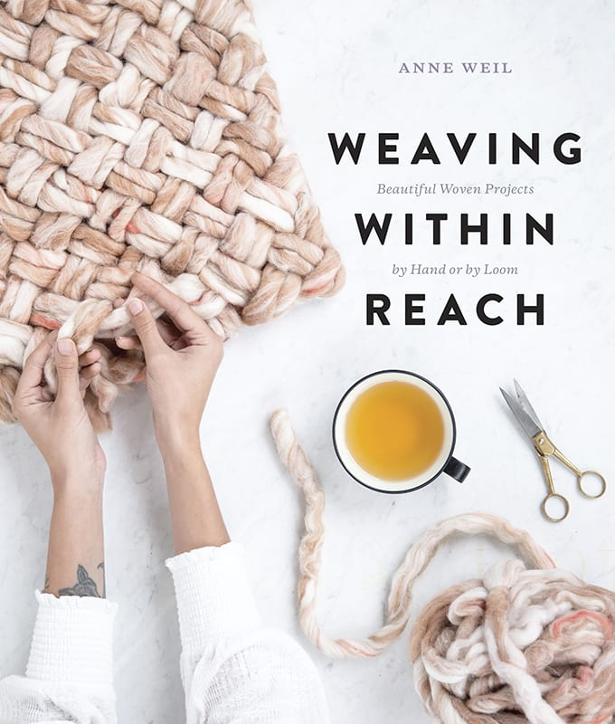 Weaving Within Reach book cover