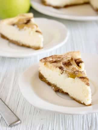 Instant Pot Apple Cheesecake Recipe thumbnail