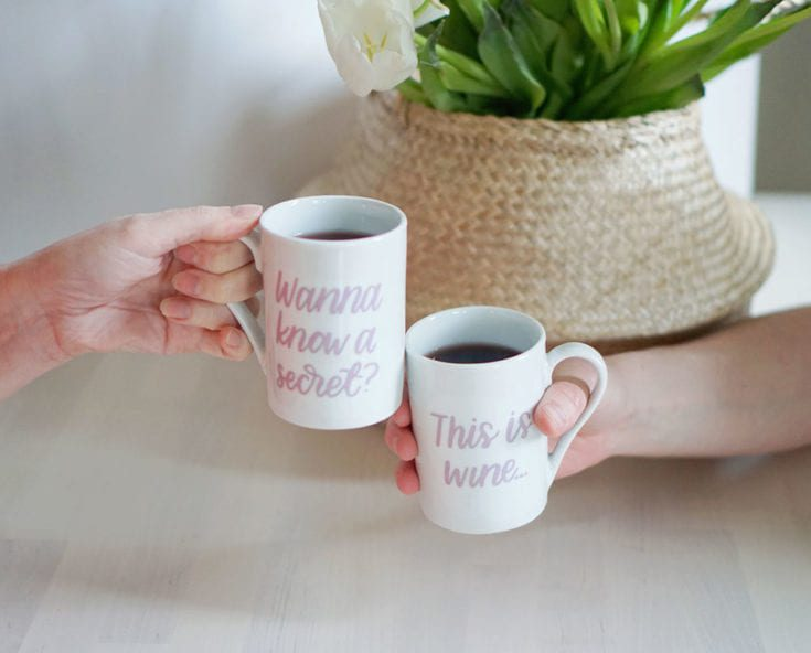 An Update on the Popular This Might Be Wine Mug