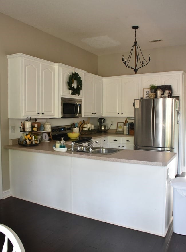 How to Add Character to a Kitchen Island