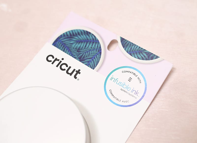 Cricut Infusible Ink Coaster Blanks