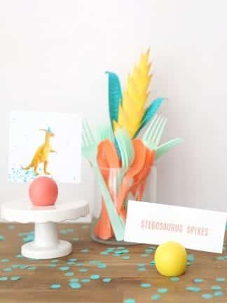 Party Decor: Easy Wooden DIY Place Card Holders thumbnail