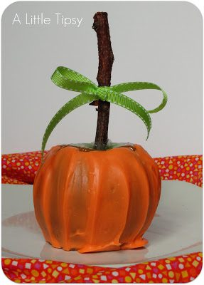 Caramel Apple Recipe for Point of View Autumn Theme