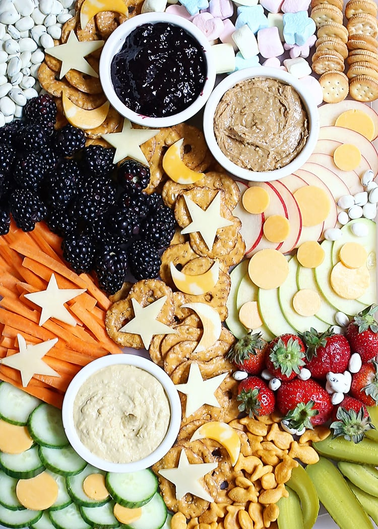 Kids Party Snack Tray