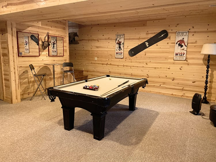 Family Cabin with Pool Table from Vacasa